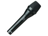 AKG Perception Live P5i    Microfone Vocal dinâmico com compatibilidadeHARMAN PA.  Característica supercardioide oferece Feedback excelente resistência.  Para-brisas integrado fornece proteção contra Pop e ruído do vento.  Conector XLR banhado a ouro de 24 quilates para melhor condutividade.  Inclui adaptador de suporte e Zip Bag para transporte fácil   Faixa de freqüência: 40 - 20.000 Hz    Pico SPL: 144 dB    Sensibilidade: 2,5 mV / Pa    Impedância: 580 Ohm