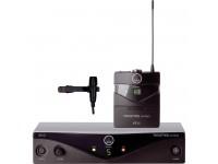Sistema sem fio com microfone lapela AKG PW45 Presenter