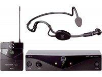 Sistema sem fio com microfone de cabeça AKG PW45 Sports