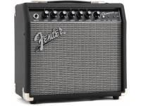 Fender Champion 20 Especificações:     -Nome do modelo: Champion™ 20, 120V  -Referência: 2330200000  -Série: Champion™  -Cor: preto  -Tipo de amplificador: Sol...