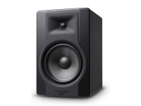 M-Audio BX8 D3    Monitores Activos  Bi-Amplificados 80 W  Entradas: XLR & Jack  40Hz - 22kHz  Controlo de volume