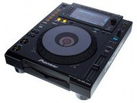 Pioneer CDJ-900NXS Deck DJ digital de nível profissional. Ecrã LCD full-colour, Beat Divide, quatro  decks Beat Sync. Reprodução de misturas a partir de um smartphone.